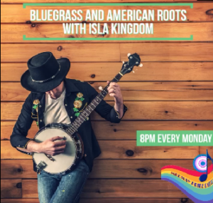 Bluegrass and American Roots with Isla Kingdom