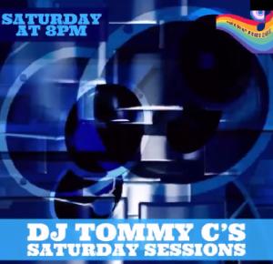 DJ Tommy C's Saturday Sessions