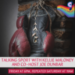 Talking Sport Poster