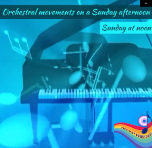 Orchestral Movements on a Sunday afternoon