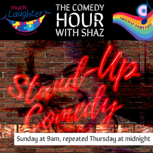 The Comedy Hour with Shaz