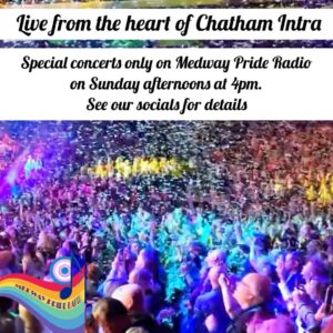 Intra Concerts live from the heart of Medway