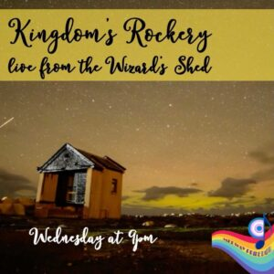 Kingdom's Rockery From The Wizards Shed