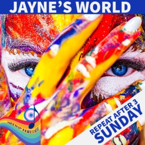 Repeat After 3 – Jayne's World