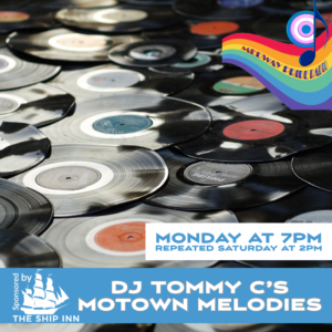 DJ Tommy C's Motown Melodies