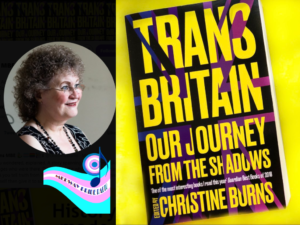 Is It Just Me – Special with Guest Christine Burns
