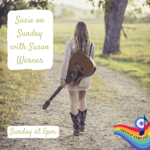 Susie on Sunday with Susan Werner