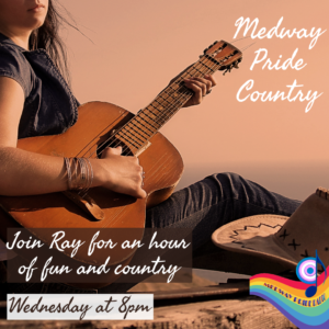 Medway Pride Country with Ray
