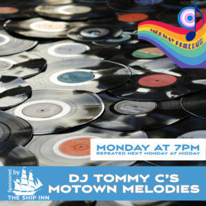 DJ Tommy C's Motown Melodies (Repeat)